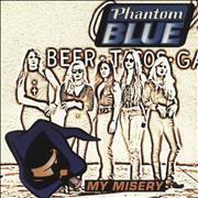 Click here for more info about 'Phantom Blue - My Misery EP'