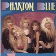 Click here for more info about 'Phantom Blue - Phantom Blue'