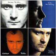 Click here for more info about 'Phil Collins - 1981-1989 Studio Albums'