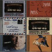 Click here for more info about 'Phil Collins - 1981-2002 Albums'