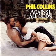 Click here for more info about 'Phil Collins - Against All Odds - P/S'