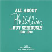 Click here for more info about 'All About Phil Collins... But Seriously 1981-1990'