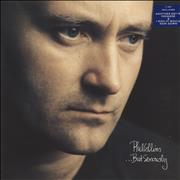Click here for more info about 'Phil Collins - ...But Seriously - Stickered Sleeve'