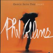 Click here for more info about 'Phil Collins - Dance Into The Light'