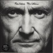 Click here for more info about 'Phil Collins - Face Value - 180gm'