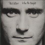 "Phil Collins In The Air Tonight + 12-page Comic Book UK 7"" vinyl"