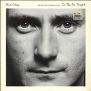 "Phil Collins In The Air Tonight UK 12"" vinyl"