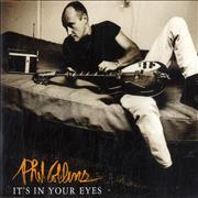 Click here for more info about 'Phil Collins - It's In Your Eyes'