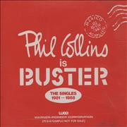 Click here for more info about 'Phil Collins - Phil Collins Is Buster... The Singles 1981-1988'