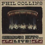 Click here for more info about 'Phil Collins - Serious Hits...Live! - Sealed'