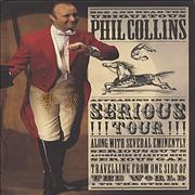 Click here for more info about 'Phil Collins - Serious Tour'