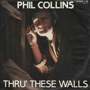 Click here for more info about 'Phil Collins - Thru' These Walls'