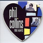 Click here for more info about 'Phil Collins - Two Hearts - Heart Shaped Pack'