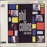 Click here for more info about 'Phil Collins - Two Hearts'