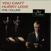 Click here for more info about 'Phil Collins - You Can't Hurry Love'