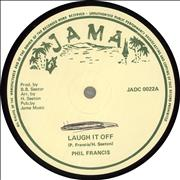 Click here for more info about 'Phil Francis - Laugh It Off/ Hold On Tight'