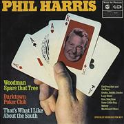 Click here for more info about 'Phil Harris - Phil Harris'