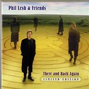 Phil Lesh There And Back Again USA 2-CD album set