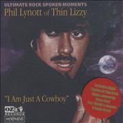 Click here for more info about 'Phil Lynott - I Am Just A Cowboy'