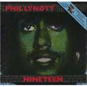 """Phil Lynott Nineteen UK 12"""" vinyl"""