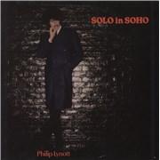 Phil Lynott Solo In Soho UK vinyl LP