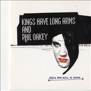 Click here for more info about 'Kings Have Long Arms - Rock And Roll Is Dead'