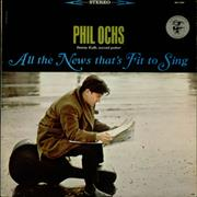 Click here for more info about 'Phil Ochs - All The News That's Fit To Sing'