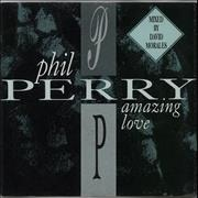 Click here for more info about 'Phil Perry - Amazing Love'