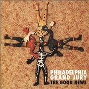 Click here for more info about 'Philadelphia Grand Jury - The Good News - Green Vinyl + Numbered Sleeve'