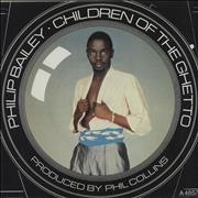 Click here for more info about 'Philip Bailey - Children Of The Ghetto - A Label'