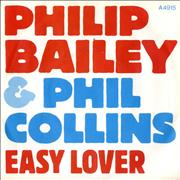 Click here for more info about 'Philip Bailey - Easy Lover - P/S'