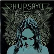 Philip Sayce Influence UK CD album Promo