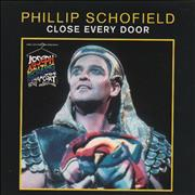 Click here for more info about 'Phillip Schofield - Close Every Door'