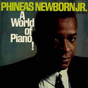 Click here for more info about 'Phineas Newborn Jr. - A World Of Piano!'
