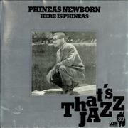 Click here for more info about 'Phineas Newborn Jr. - Here Is Phineas'
