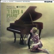 Click here for more info about 'Phineas Newborn Jr. - I Love A Piano'