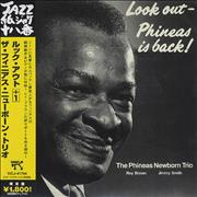 Click here for more info about 'Phineas Newborn Jr. - Look Out - Phineas Is Back!'