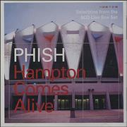 Click here for more info about 'Phish - Selections From Hampton Comes Alive'