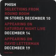 Click here for more info about 'Phish - Selections From Round Room'