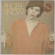 Click here for more info about 'Phoebe Snow - Against The Grain - Stickered sleeve'