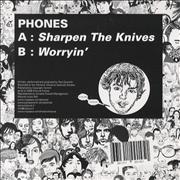Click here for more info about 'Phones - Sharpen The Knives'