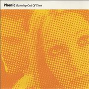 Click here for more info about 'Phonic - Running Out Of Time'