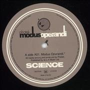 Click here for more info about 'Photek - Modus Operandi'