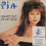 Click here for more info about 'Pia Zadora - Dance Out Of My Head'