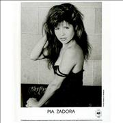 Click here for more info about 'Pia Zadora - Publicity Photograph'