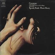 Click here for more info about 'Pierre Henry & Spooky Tooth - Ceremony - Sealed'