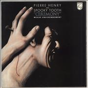 Click here for more info about 'Pierre Henry & Spooky Tooth - Ceremony (Messe Environnement)'