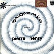 Click here for more info about 'Pierre Henry - Apocalypse De Jean - Volume I'