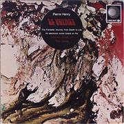 Pierre Henry Le Voyage USA vinyl LP