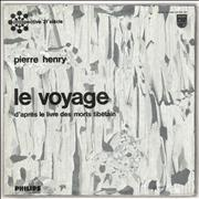 Click here for more info about 'Pierre Henry - Le Voyage'